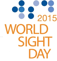 World Sight Day 2015